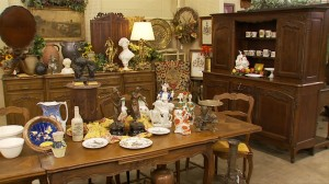 Antique French country Furniture, frequent new arrivals