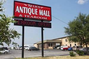 Relics is Missouri's Largest Antique Mall