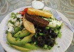 News Leader Relics Antique Mall Tea Room Cobb Salad Photo