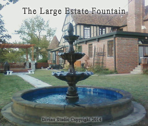 The Large Estate Fountain
