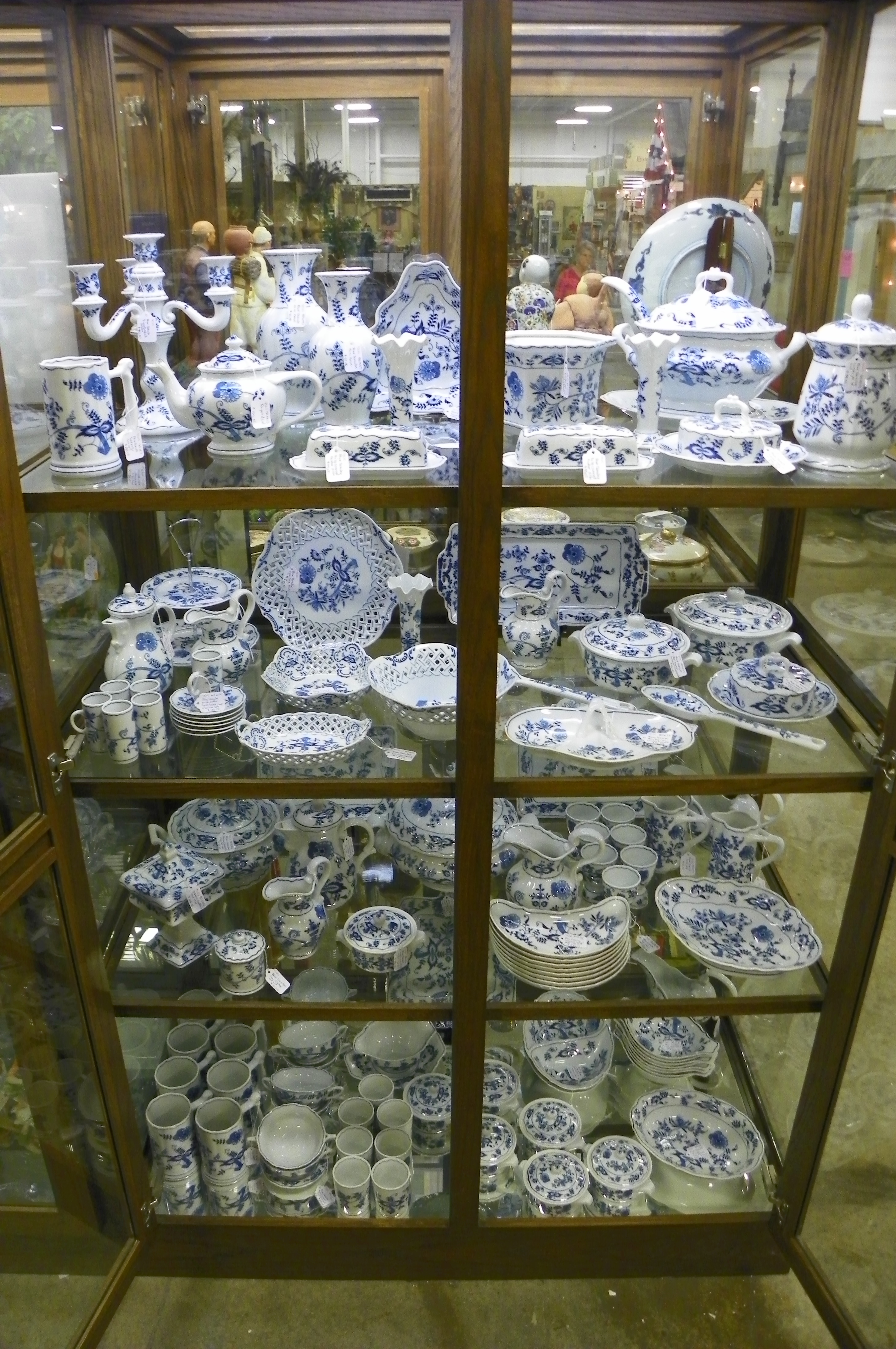 Blue Danube Collectible China Relics Antique Mall