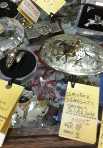 """For our """"Horsey"""" friends! Appaloosa pony earrings, pin, belt buckle by Comstock Silver Smiths... sterling saddle tack"""