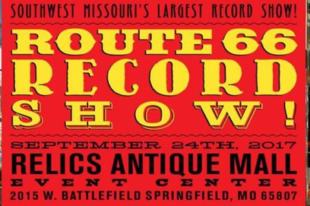 Route 66 Record Show, (Spring) March 25